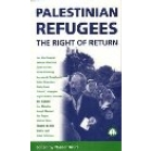 Palestinians Refugees: The Right of Return