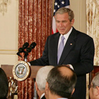 Address by US President George Bush to the Annapolis Summit (official document)