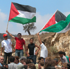 Upgrading the Palestinian Authority to the Status of a State with Provisional Borders